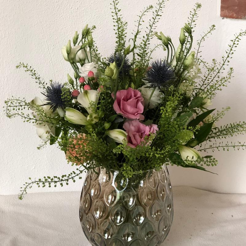 Blumenstraußpastell